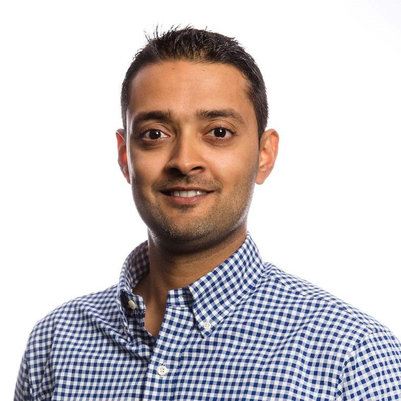 Image of Nishit Nisudan, Director of BoxLogic